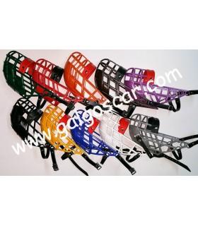 Bozal canodromo entrenamiento varios colores