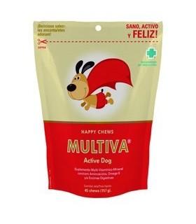 Multiva Active dog. Vitaminas  para perros