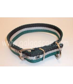 Collar  nylon doble 25mm largo 45cm c/ Extremadura