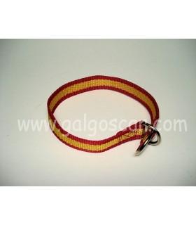 Collar  nylon españa de castigo simple  25mm